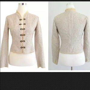 Elie tahari Victorian blazer size s